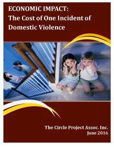 Domestic Violence report cover